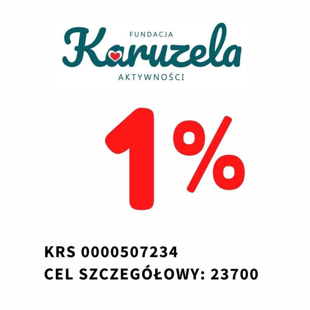 1procent podatku podatku dla Karuzeli, KRS 0000507234, cel szczegołówy 23700